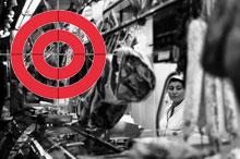 bullet-in-a-target