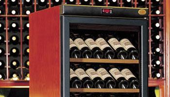 borhűtő, borhűtés, bor temperálás